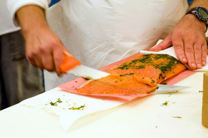 How To Make Norwegian Salmon Gravlax Recipes — Dishmaps