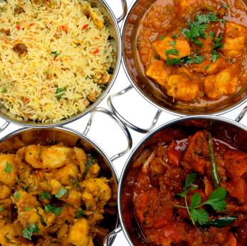 Hot Stuff Curry 1