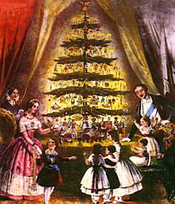 Prince Albert's Christmas Tree