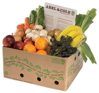 Organic Delivery Box