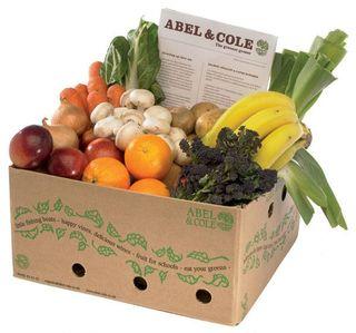 Organic Delivery Box