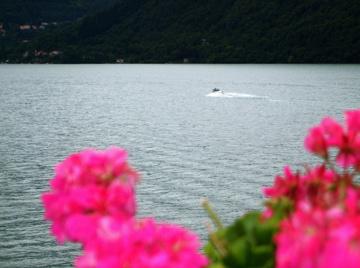 Riva on Lake Lugano