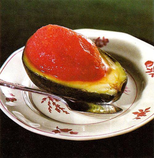 Tomato Ice