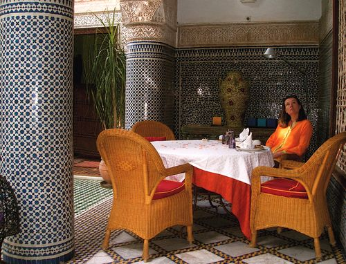 Venetia in Marrakesh