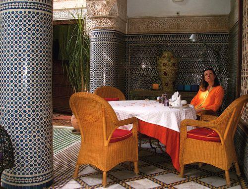 Venetia in Marrakesh