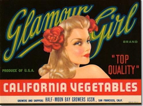 Glamour Girl Vegetables