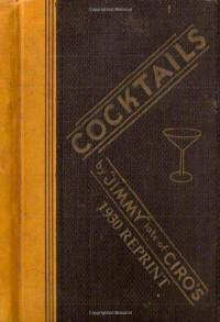 Cocktails-by-jimmy-late-ciros-1930-reprint-ross-bolton-paperback-cover-art