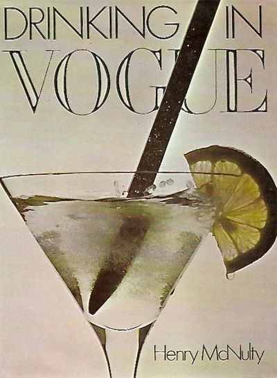Drinking in Vogue