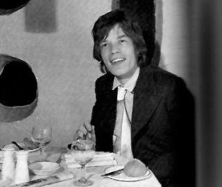 Mick Jagger Positano Room