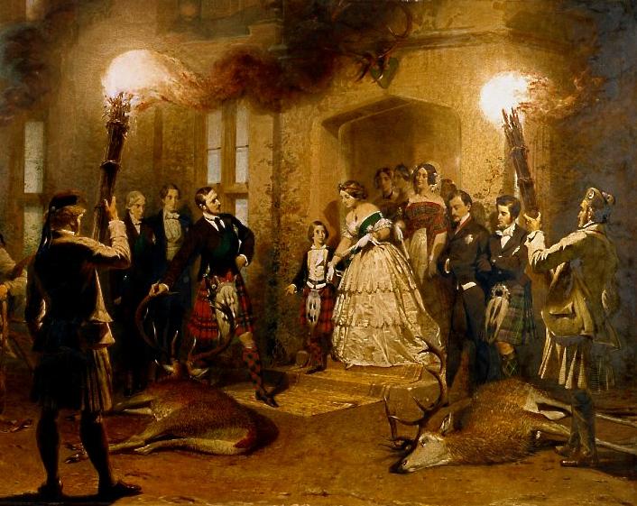 Queen Victoria at Balmoral
