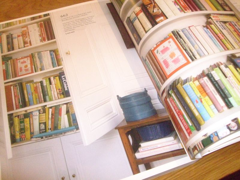 Bunny Mellon's Kitchen Library