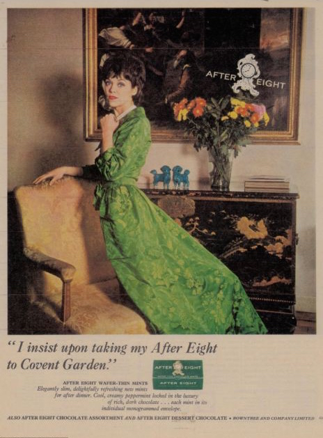 After Eight 60s Ad 1