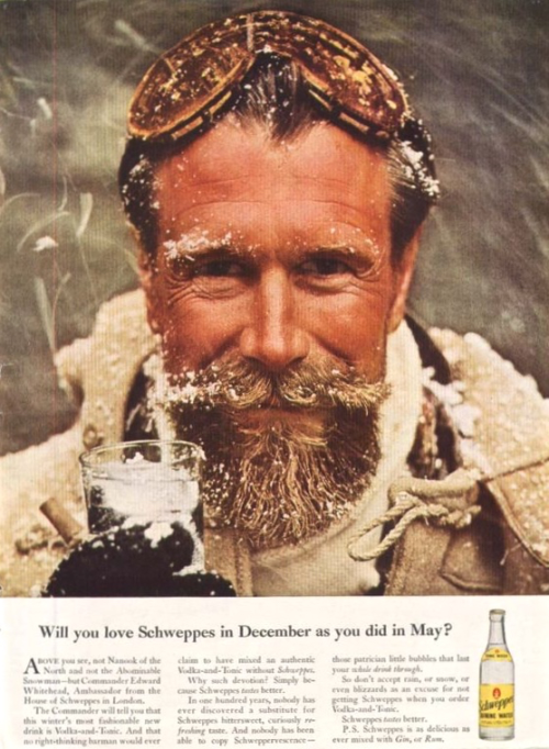 Commander Schweppes 1 - 1