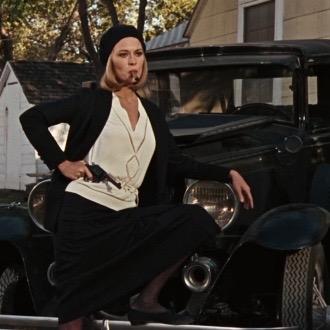 Bonnie & Clyde (Faye Dunaway) - 1