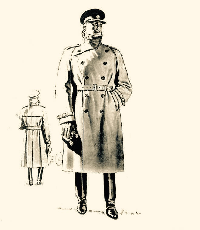 British Army Officer - 1