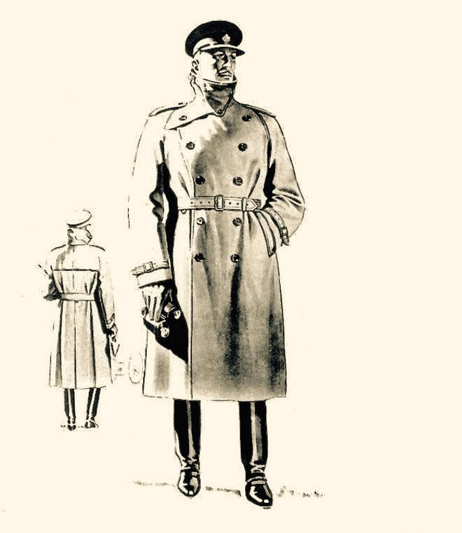 British Army Officer - 1