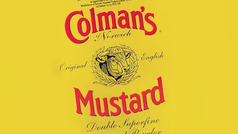 English-mustard