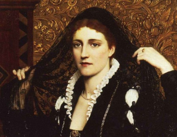 Twelfth-Night-Olivia.-E.B.-Leighton-prepared-as-lithograph-600x466