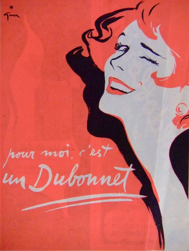 Dubonnet Poster - 1
