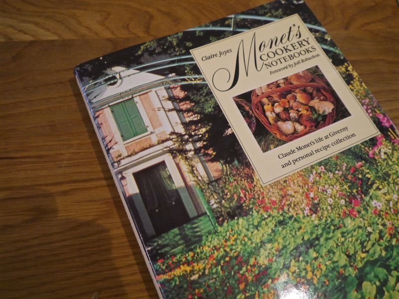 Monet's Cookery Notebook - 1