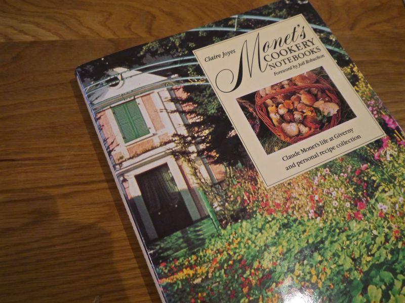 Monet's Cookery Notebook - 1