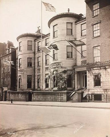 Somerset Club  Boston
