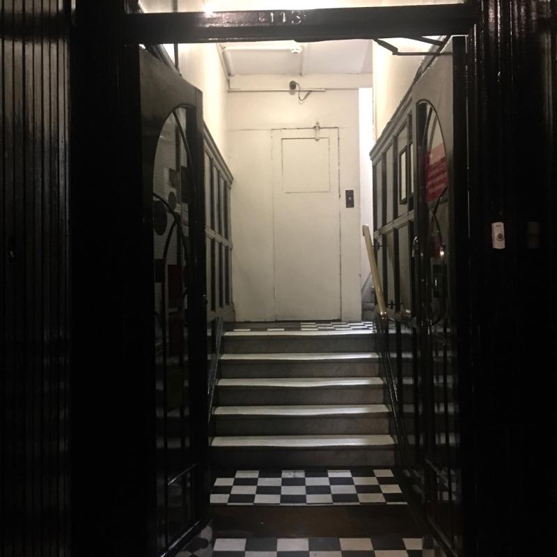 India Club Entrance - 1