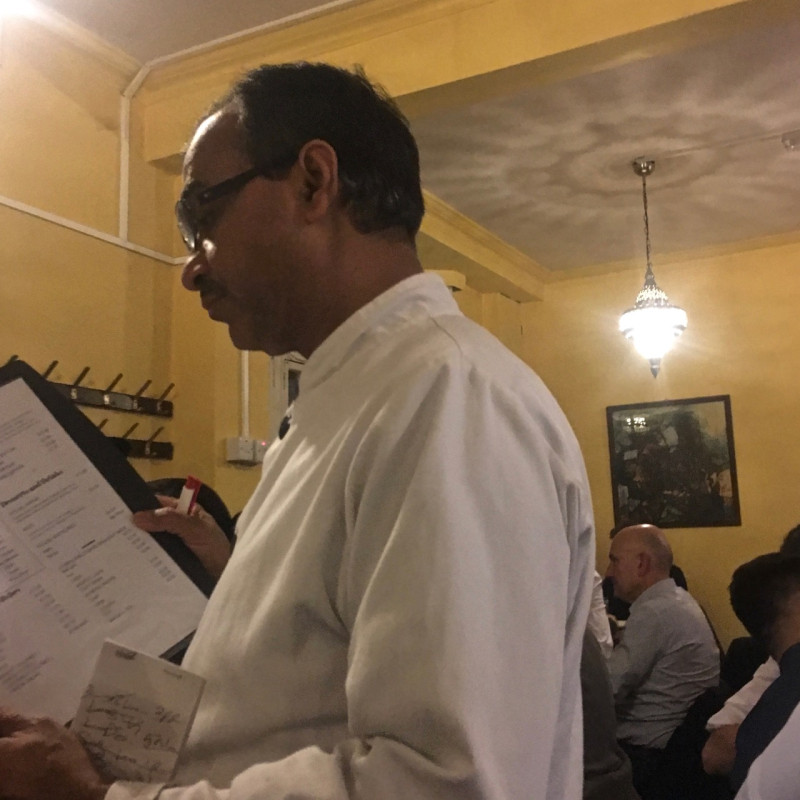 India Club Waiter - 1