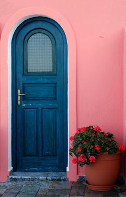 Greekdoor